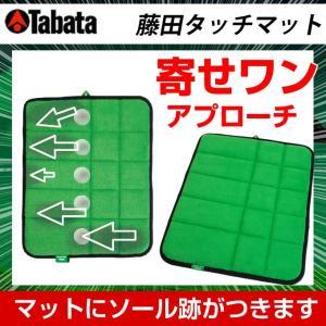タバタ Tabata  ゴルフ トレーニング用品 藤田タッチマット GV0287 himaraya