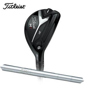 タイトリスト Titleist ゴルフクラブ メンズ ユーティリティ 818H1 シャフト N.S.PRO 950GH|himaraya