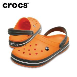 クロックス クロックバンド クロッグ メンズ レディース 11016 OG/SGY crocs|himaraya