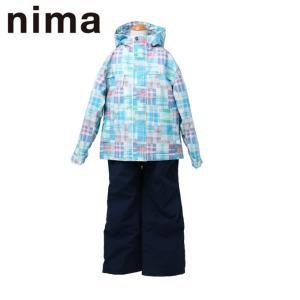 ニーマ nima  スキーウェア 上下セット ジュニア ST JR-7010|himaraya
