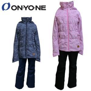 オンヨネ ONYONE スキーウェア 上下セット レディース SKI ST スキースーツ ONS80531|himaraya