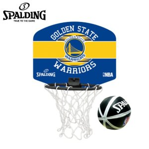 スポルディング SPALDING バスケットボール マイクロミニ ウォリアーズ 77-661Z