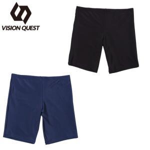 ビジョンクエスト VISION QUEST  男子スクール水着 ジュニア スパッツ VQ470208H02|himaraya