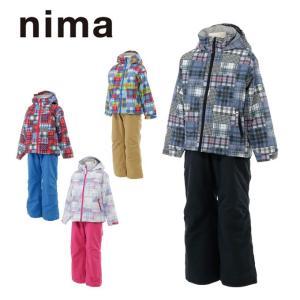 ニーマ nima  スキーウェア 上下セット ジュニア JR-6053|himaraya