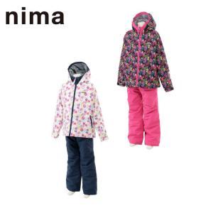 ニーマ nima スキーウェア 上下セット ジュニア JR-6010|himaraya