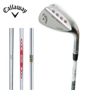 キャロウェイ Callaway  ゴルフクラブ マックダディ フォー ウェッジ クロムメッキ仕上げ MACK DADDY 4 WEDGE Chrome|himaraya