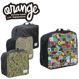 オレンジ ORAN'GE スノーボードブーツケース DELUXE BOOTS BAG デラックスブーツバッグ 040122 himaraya