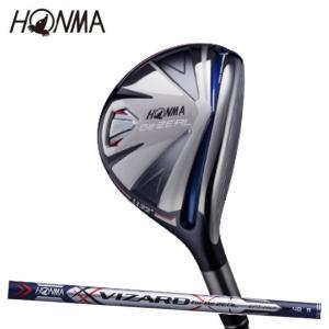 本間ゴルフ HONMA ゴルフクラブ メンズ ユーティリティ Be ZEAL 535|himaraya