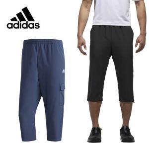 アディダス adidas 7分丈パンツ メンズ M SPORT ID クロスカーゴ 3/4パンツ ETZ56
