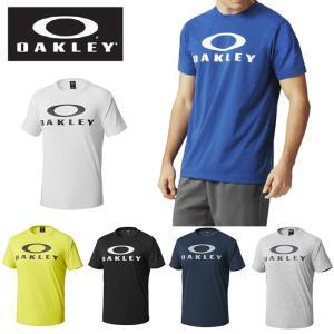 オークリー スポーツウェア 半袖 メンズ ENHANCE TECHNICAL QD TEE.18.01 エンハンステクニカル 457166JP OAKLEY