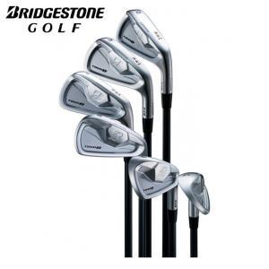 ブリヂストンゴルフ BRIDGESTONE GOLF ゴルフクラブ アイアンセット 6本組 メンズ ...
