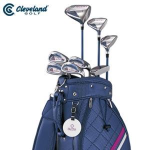 クリーブランド Cleveland ゴルフ セットクラブ レディース BLOOM PACKAGE SET ブルーム パッケージセット 8本組 キャディバック付|himaraya
