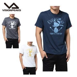 ビジョンピークス VISIONPEAKS  Tシャツ 半袖 メンズ エブリディ SS T VP171106H06|himaraya