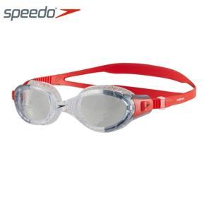 スピード speedo クッション付き スイミングゴーグル メンズ レディース Biofuse フレキシーシール バイオヒューズ SD98G09-RC himaraya