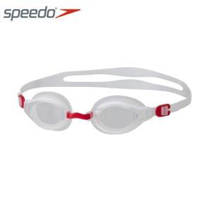 スピード speedo クッション付き スイミングゴーグル メンズ レディース マリナースプリーム SD98G18-WC himaraya