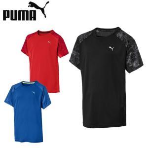 プーマ Tシャツ 半袖 ジュニア GYM AOP SS Tシャツ  852162 PUMA