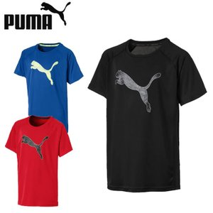 プーマ PUMA Tシャツ 半袖 ジュニア GYM グラフィック SS Tシャツ  852165