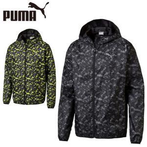 プーマ PUMA ウインドブレーカー ジャケット メンズ AOP WBKジャケット 裏メッシュ 852268...