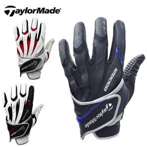テーラーメイド TaylorMade ゴルフ 左手用グローブ メンズ TM インタークロスグローブ 3.0 KL970|himaraya