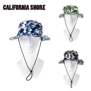 カリフォルニアショア CaliforniaShore サーフハット メンズ レディース マリンハット柄 428-461|himaraya