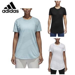 アディダス Tシャツ 半袖 レディース ID ジャガード Tシャツ EAW83 adidas