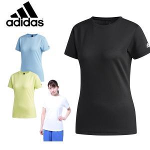 アディダス Tシャツ 半袖 レディース W ワッフル半袖TEE EUA43 adidas