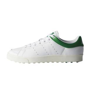 アディダス adidas ゴルフシューズ スパイクレス メンズ アディクロス クラシック ワイド F33781 WI511|himaraya|02