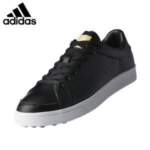アディダス adidas ゴルフシューズ スパイクレス メンズ アディクロス クラシック ワイド F33778 WI510...