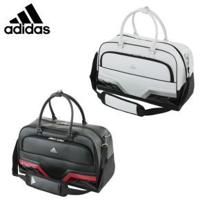 アディダス ゴルフ ボストンバッグ メンズ シルバーロゴ ボストンバッグ AWU26 adidas...