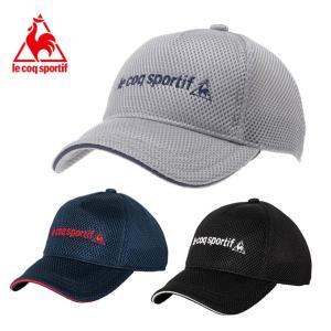 ルコック le coq sportif キャップ 帽子 メンズ メッシュキャップ QMBLJC01 himaraya