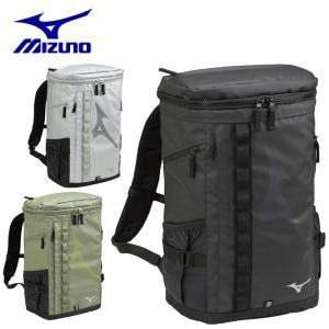 ミズノ バックパック メンズ レディース ターポリンバックパック 30L 33JD8030 MIZU...
