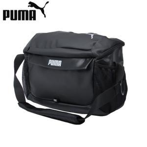 プーマ エナメルバッグ 30Lサイズ メンズ レディース EVOショルダーM エヴォ 075318-01 PUMA...