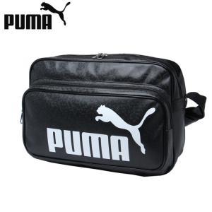 プーマ  エナメルバッグ Lサイズ メンズ レディース トレーニング PUショルダー 075371-01 PUMA...