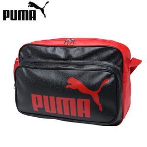 プーマ エナメルバッグ Lサイズ メンズ レディース トレーニング PUショルダー 075371-02 PUMA...