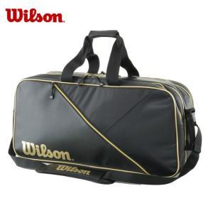 ウィルソン テニス バドミントン ラケットバッグ 6本用 TOUR RECTANGLE WRZ894600 Wilson メンズ レディース|himaraya