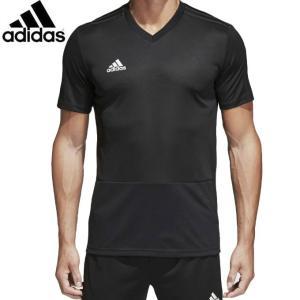 アディダス adidas サッカーウェア プラクティスシャツ 半袖 メンズ CONDIVO18 トレ...