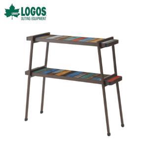 ロゴス  アウトドアテーブル 大型テーブル グランベーシック Bed Style ボードラック ベッド スタイル 73200035 himaraya