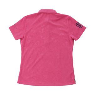 アーノルドパーマー arnold palmer ゴルフウェア ポロシャツ 半袖 レディース 傘エンボス半袖シャツ AP220301H03|himaraya|05