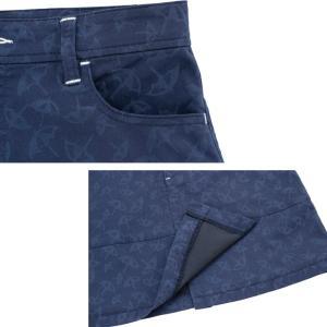 アーノルドパーマー arnold palmer ゴルフウェア レディース スカート 傘エンボススカート  AP220308H01|himaraya|06