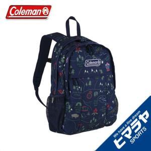 コールマン リュックサック 10L ジュニア ウォーカーミニ キャンプマップ 2000033087 Coleman|himaraya