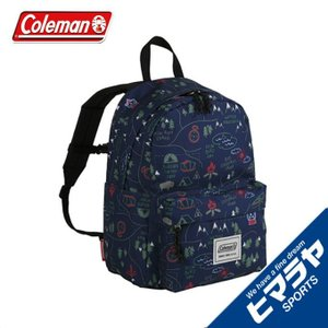 コールマン リュックサック 11L ジュニア C-キッズパック キャンプマップ 2000032963 Coleman|himaraya