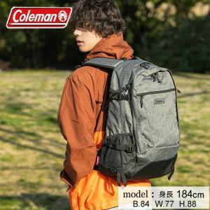 コールマン バックパック 33L ウォーカー33 ヘリンボーン 2000032848 Coleman メンズ レディース|himaraya