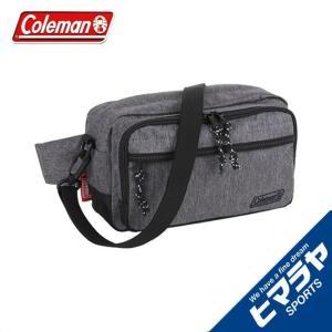 コールマン Coleman ショルダーバッグ メンズ レディース ウォーカーポーチ ヘリンボーン 2000032878|himaraya