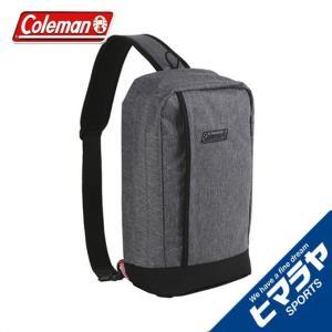 コールマン ボディバッグ メンズ レディース クロスボディ ヘリンボーン 2000032896 Coleman|himaraya