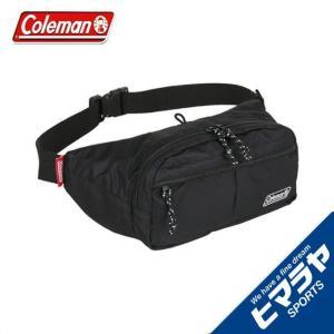 コールマン ウエストバッグ メンズ レディース ウォーカーウエスト ブラック 2000032886 Coleman|himaraya