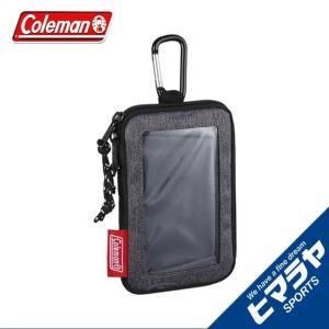 コールマン Coleman ポーチ フォンケース ヘリンボーン 2000032936|himaraya