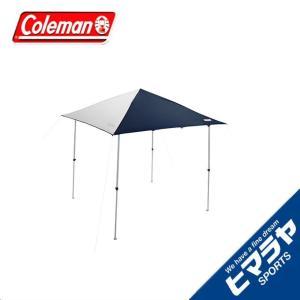 コールマン ワンタッチタープテント 2.7m インスタントバイザーシェード M ネイビー グレー 2000033118 Coleman|himaraya