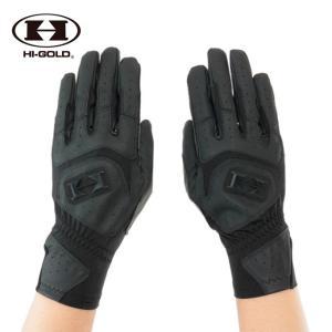 ハイゴールド HI-GOLD 野球 バッティンググローブ 両手用 メンズ バッティング手袋 SH-350B|himaraya