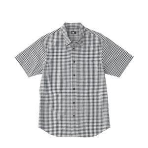 ノースフェイス 半袖シャツ メンズ ショートスリーブネバダシャツ Nevada Shirt NR21803 THE NORTH FACE himaraya