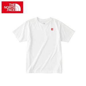 ノースフェイス メンズ Tシャツ 半袖 Small Box Logo Tee NT31848 W THE NORTH FACE